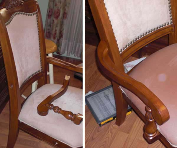 New York Furniture Repair Cleaning Leather Furniture Services Before And After Images
